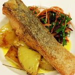 Image of Mates Gully Pan-Fried Salmon