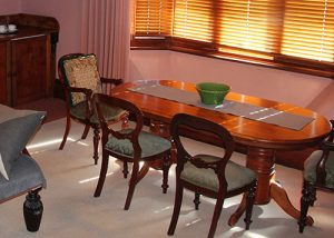Image of Keeping Time Dining Table