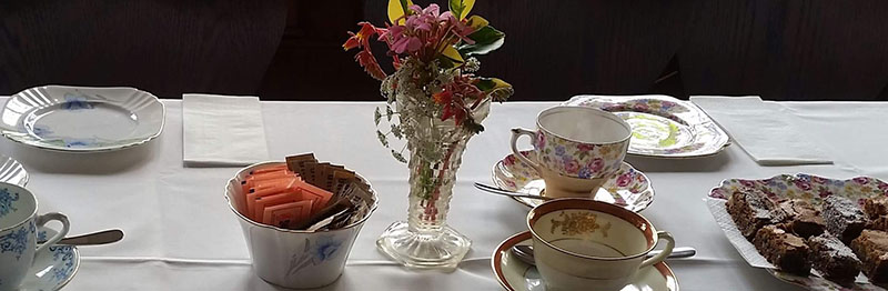 Image of High Tea Detail