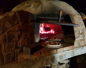 Image of Mates Gully Cafe Pizza Oven