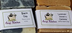 Image of Gourmet Soap Kitchen Soaps