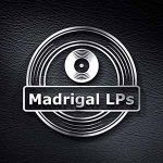 Image of Madrigal LPs logo