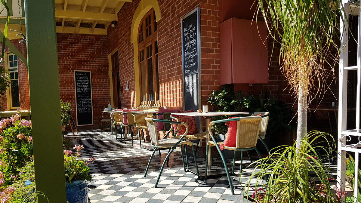 Image of Mates Gully Al Fresco Dining Veranda